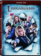 The Librarians: Season Two , Rebecca Romijn