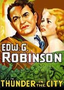 Thunder in the City , Edward G. Robinson