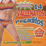 14 Vallenatos Pegaditos /  Various , Various Artists