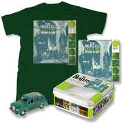 Let It Be Tin With Taxi/ T-shirt