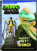 Dino Dan: Ready? Set? Dino! , Jason Spevack