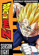 Dragon Ball Z: Season 8 , Kyle Hebert