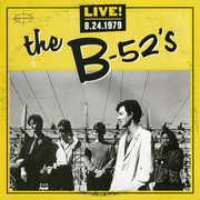 Live 8.24.1979 , The B-52's