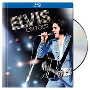 Elvis On Tour [Widescreen] [Remastered] [Digibook] , Pierre Adidge