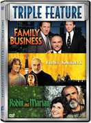 Family Business & First Knight & Robin Marian , Sean Connery