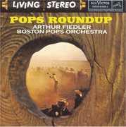 Pops Roundup , Arthur Fiedler