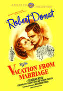 Vacation From Marriage , Robert Donat