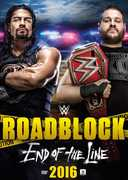 WWE: Roadblock 2016