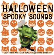 Halloween Spooky Sounds , Various Artists