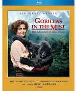 Gorillas in the Mist , Sigourney Weaver