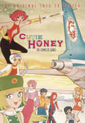 Cutie Honey: The Complete TV Series
