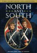 North and South: The Complete Collection (Books One, Two & Three) , Jean Simmons