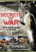 Secrets of War: Weapons of War - 10 Episodes , Gene Autry