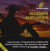 Sucessos Sertanejos Ao Vivo 2 /  Various [Import] , Various Artists