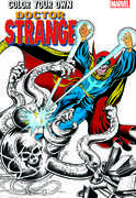 Color Your Own Doctor Strange (Marvel)
