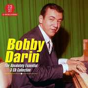Absolutely Essential 3CD Collection [Import] , Bobby Darin