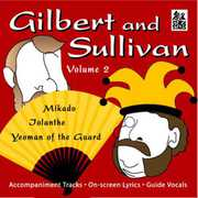 Gilbert and Sullivan Karaoke, Vol. 2 , Various Artists
