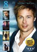 Brad Pitt/ Nicole Kidman Movie Collection , Brad Pitt