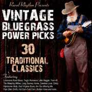 Vintage Bluegrass - Power Picks: 30 /  Various , Various Artists