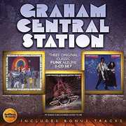 Now Do U Wanta Dance /  My Radio Sure Sounds Good [Import] , Graham Central Station