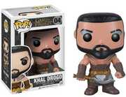 FUNKO POP! TELEVISION: Game Of Thrones - Khal Drogo