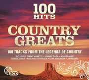 100 Hits: Country Greats /  Various [Import] , Various Artists