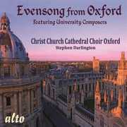 Evensong From Oxford , Christ Church Cathedral Choir Oxford