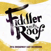 Fiddler on the Roof (2016) , Cast Recording
