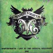 Marchfourth-Live at the Crystal Ballroom , MarchFourth Marching Band