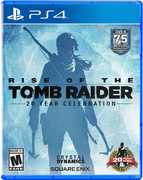 Rise Of Tomb Raider - 20 Year Celebration Edition for PlayStation 4