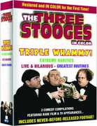 Three Stooges: Triple Whammy , Curly Howard