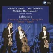Concerto for Three /  String Trio /  Minuet , Mstislav Rostropovich