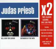 X2: Hell Bent for Leather /  Defenders of the Faith , Judas Priest