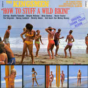 How to Stuff a Wild Bikini (Original Soundtrack) , Various Artists