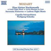 Eine Kleine Nachtmusik , W.a. Mozart