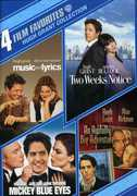 4 Film Favorites: Hugh Grant Collection , Alan Rickman