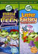 Leapfrog Letter Factor/ Math Adventure [Import]