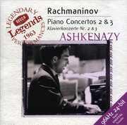 Piano Concertos 2 & 3 , Vladimir Ashkenazy
