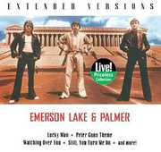 Extended Versions , Emerson, Lake & Palmer