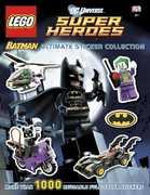 Ultimate Sticker Collection: LEGO Batman (LEGO DC Universe Super Heroes)