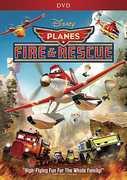 Planes Fire & Rescue , Corri English