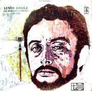 The Berkeley Concert , Lenny Bruce