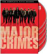 Major Crimes: The Complete Fifth Season , Mary McDonnell