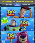 The Complete 3D Toy Story Collection , Tom Hanks