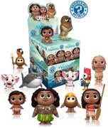 FUNKO Mystery Mini: Moana (One Figure Per Purchase)