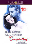 The Conspirators , Hedy Lamarr