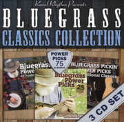 Bluegrass Classics Collection Power Picks , Various Artists