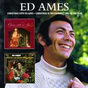 Christmas with Ed Ames /  Christmas Is the Warmest , Ed Ames