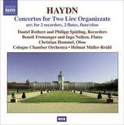 Concerto for Two Lire Organizzate , Cologne Chamber Orchestra