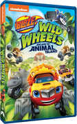 Blaze And The Monster Machines: Wild Wheels Escape To Animal Island , Nat Faxon